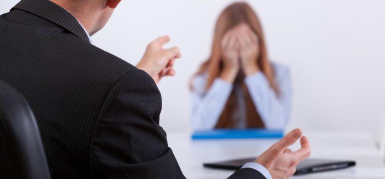 5 frases típicas de um chefe fraco e inseguro